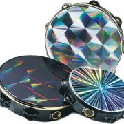 10-inch-black-prismatic-head-tambourine-double