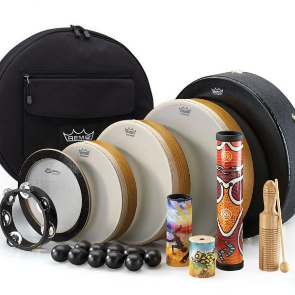 21-piece-drum-set-assorted-travel-percussion-pack
